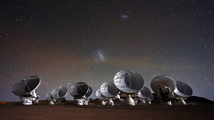 Atacama Large Millimeter/submillimeter Array