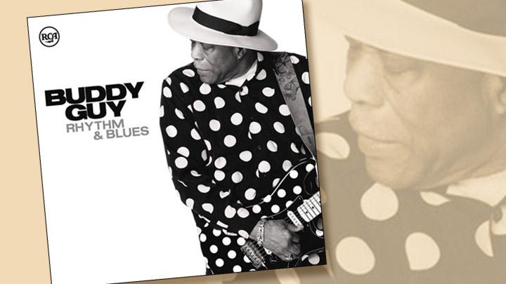 Buddy Guy - Rhythm & Blues CD cover