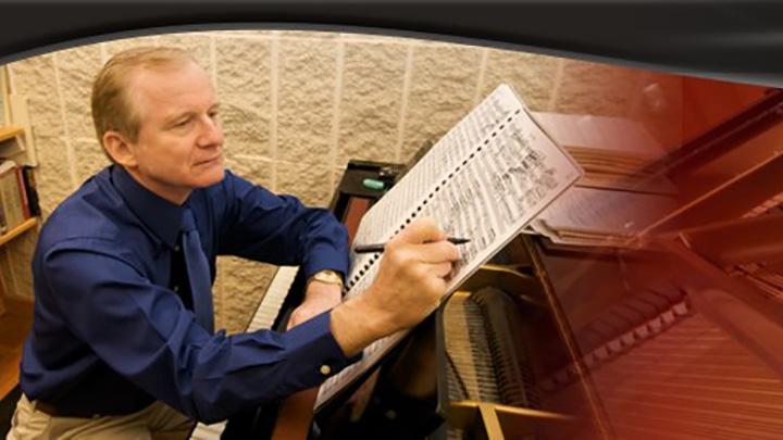 Composer Jack Gallagher