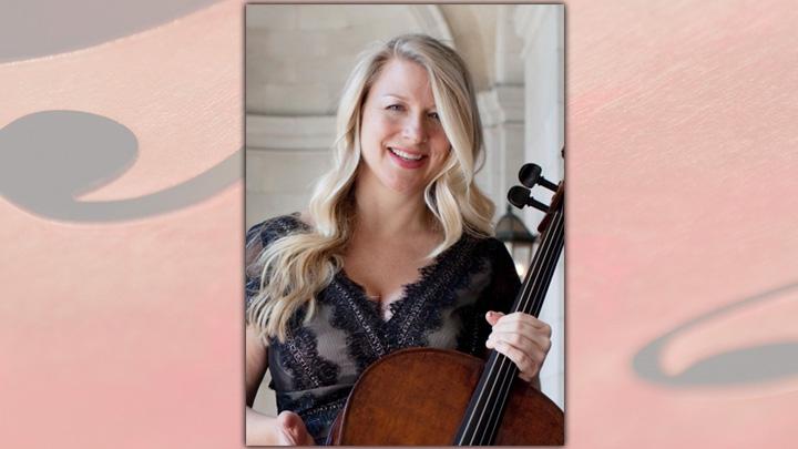 Cellist Jennifer Kloetzel