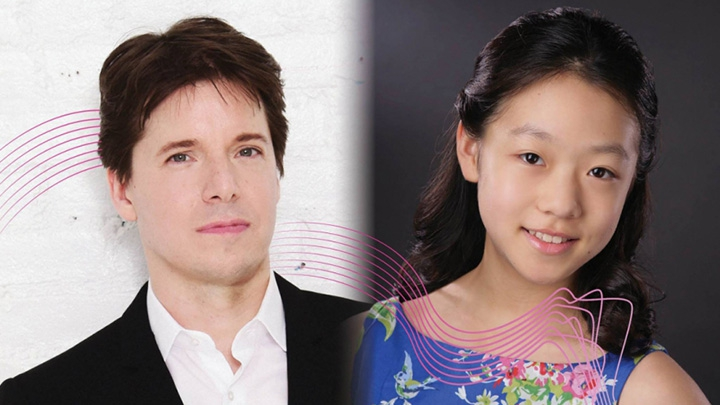 Joshua Bell and Yesong Sophie Lee