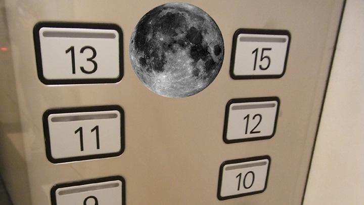 moon elevator