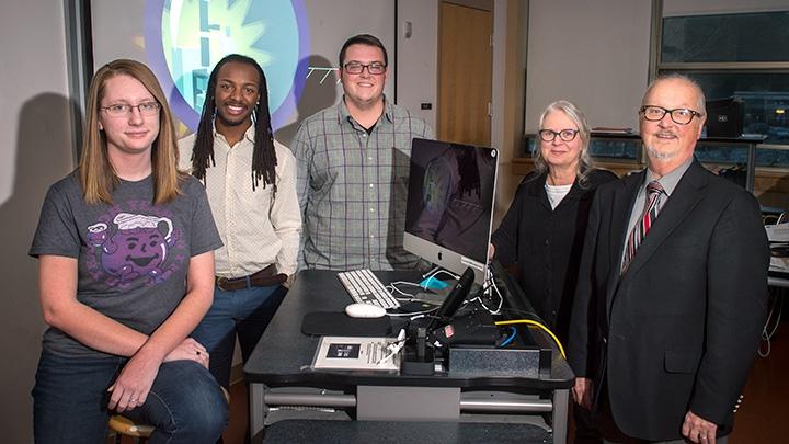 Nanoscale Animation Team