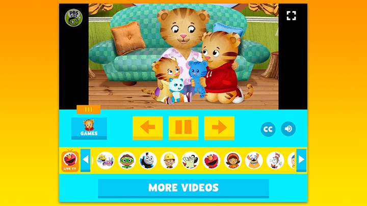 PBS KIDS Launches New Live TV Video Stream | Community Idea Stations