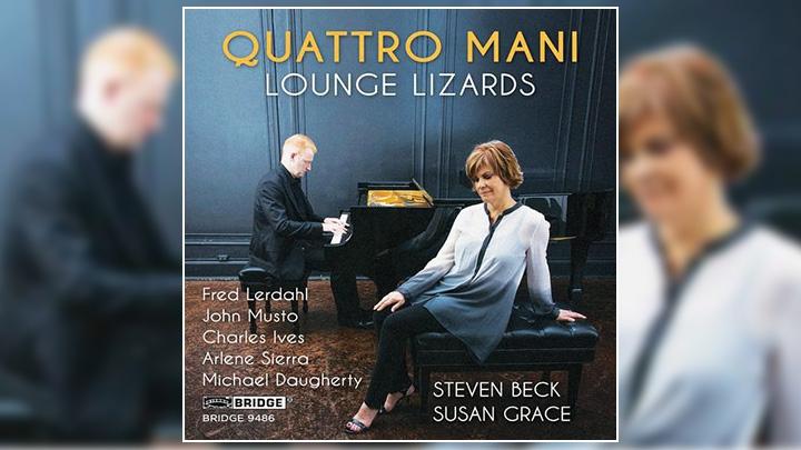 Susan Grace and Steven Beck