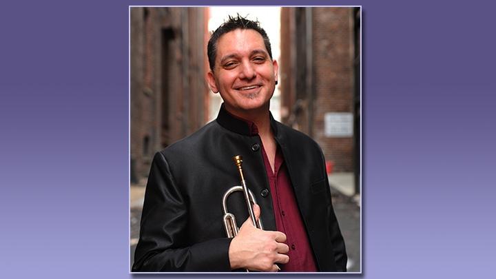 Trumpeter Rex Richardson