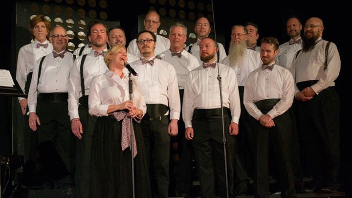 The Richmond Men's Chorus