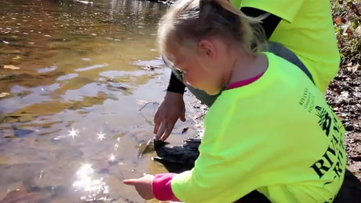 river volunteer
