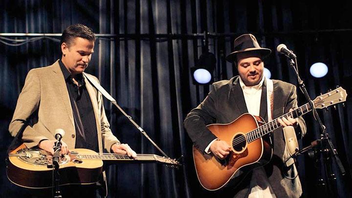 Trey Hensley and Rob Ickes