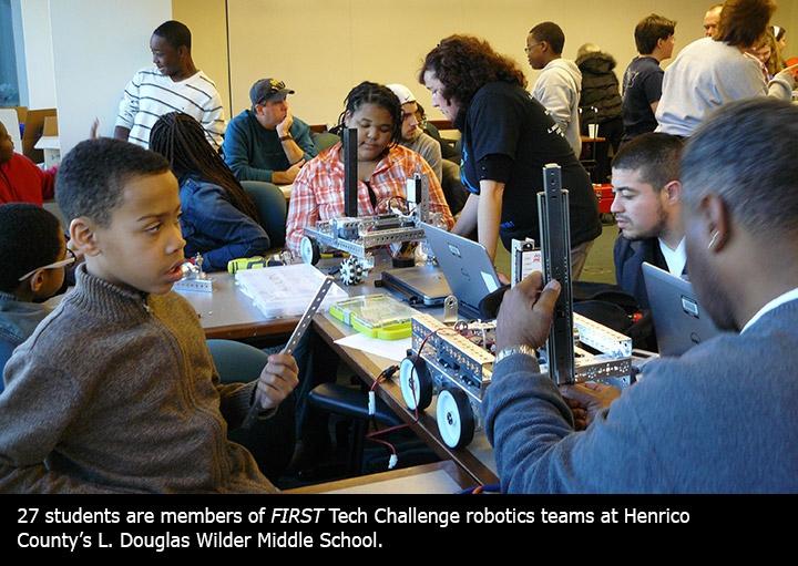 Wilder Robotics Team