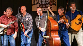 Big Boss Bluegrass Concert