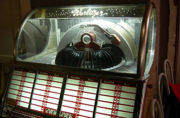 Wurlitzer Jukebox