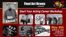Acting Career Workshop