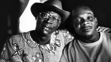 Ali Farka Toure & Toumani Diabate