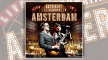 Live in Amsterdam CD cover