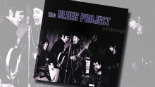 Blues Project - Anthology cover