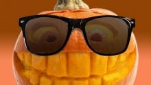 blues pumpkin