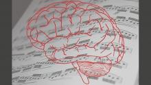 brain and music