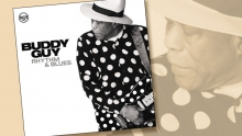 Buddy Guy - Rhythm & Blues CD cover