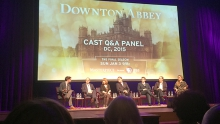 Downton Abbey panel