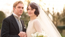 Weddings of Downton Abbey