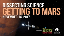 Dissecting Science Getting to Mars