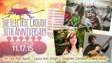Electric Croude 30th Anniversary Concert