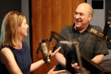 Erin Freeman and Mike Goldberg