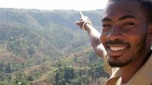 Haiti farmland