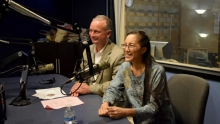 David Fisk and Joanne Kong