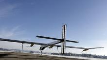 Solar Impulse 2 plane