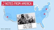Hyland Family Band