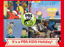 It's A PBS KIDS Holiday
