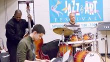 Jae Sinnett Trio