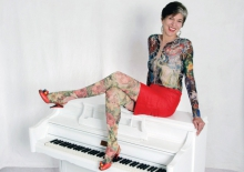 Marcia Ball CD cover photo