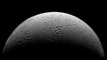 Enceladus moon