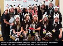 Tuxedo Pandas
