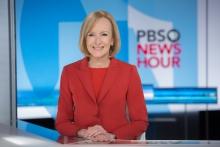 Judy Woodruff, Anchor PBS NEWSHOUR
