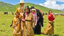 Tibet people