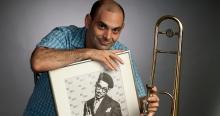 WCVE Jazz host Peter Solomon