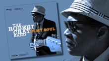 The Robert Cray Band - In My Soul CD cover