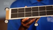 solar powered car project