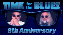 Time For The Blues Anniversary