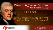 Thomas Jefferson Institute for Public Policy