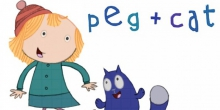 Peg + Cat will be at the Diamond June 4th
