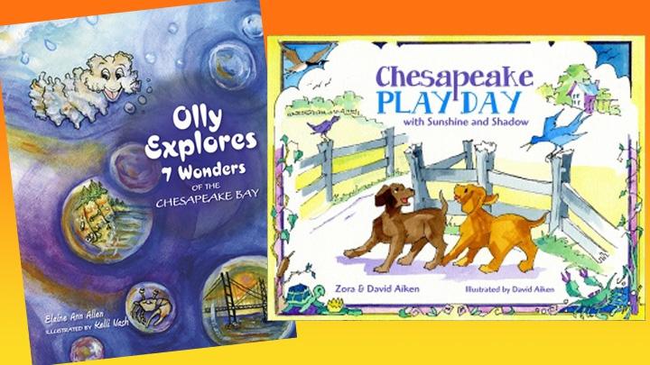 Chesapeake Bay books