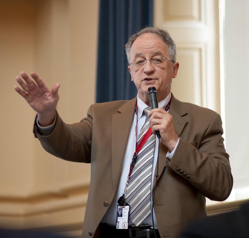 Republican Delegate Bob Marshall