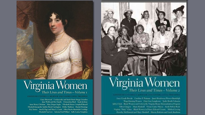 Virginia Women books