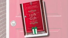 13th Gift book